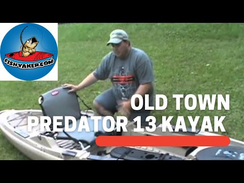 Predator 13 - kayak fishing, kayak photos, kayak videos