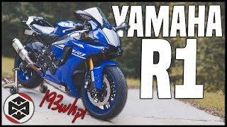 2. First Ride on the NEW Yamaha R1!