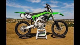 2. Racer X Films: 2018 Kawasaki KX250F Intro