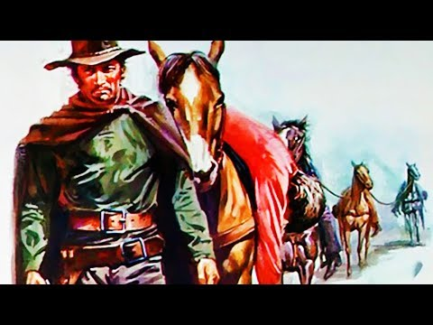 A Pistol for Django (Action Cowboy Film, Wild West Romance, Spaghetti Movie, Full Length)