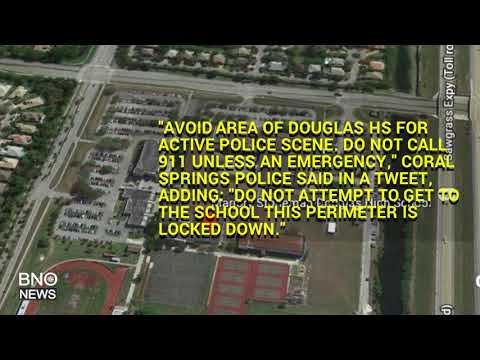 Active Shooter at Stoneman Douglas High School in Parkland, Florida (Updated)