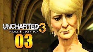 Das Geheimversteck unter London •️ Uncharted 3: Drake's Deception Remastered Part 3 [German/Deutsch]