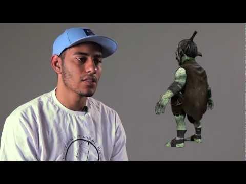 MELIES | Making-of do personagem Gnomo