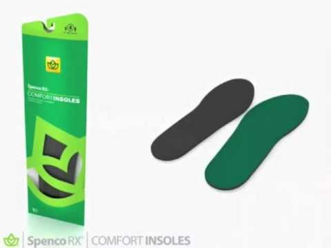 Spenco RX Comfort Shoe Insoles