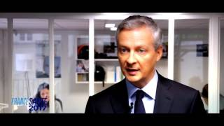 Video La santé, une priorité ? Bruno Le Maire MP3, 3GP, MP4, WEBM, AVI, FLV Mei 2017