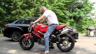 10. Ducati 'Monster' 796