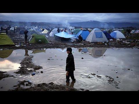 Ελλάδα: Πάνω από 40.000 οι εγκλωβισμένοι πρόσφυγες – «Αδιέξοδο» η Ειδομένη
