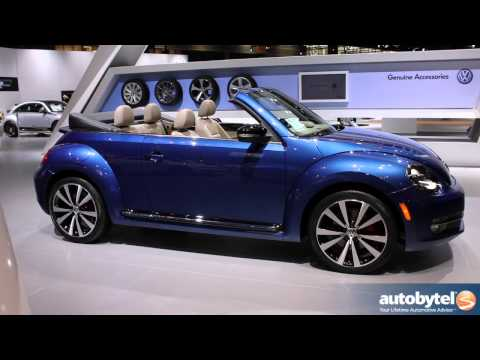 Volkswagen Drives Off Into The Sunset With Autobytel's Convertible of the Year Award