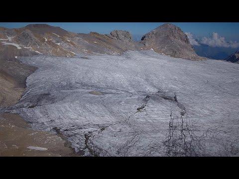 Κλιματική αλλαγή: Οι παγετώνες λιώνουν στην Ελβετία