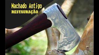 Video Antique Hatchet Restoration MP3, 3GP, MP4, WEBM, AVI, FLV Desember 2018