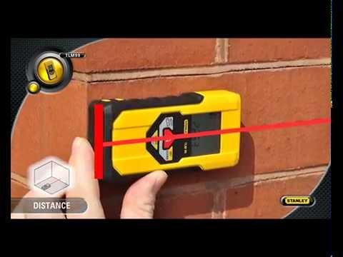 Misuratore laser TLM 99 STANLEY