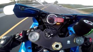 7. Top Speed 2015 Suzuki GSXR-750