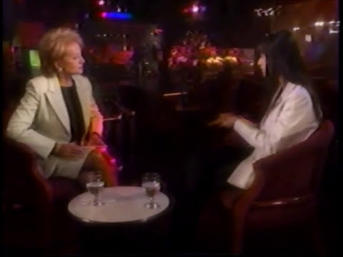 Barbara Walters Oscar Night Special Striptease Interviews Demi Moore 1996