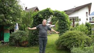 #412 Gartenräume, Gartenträume