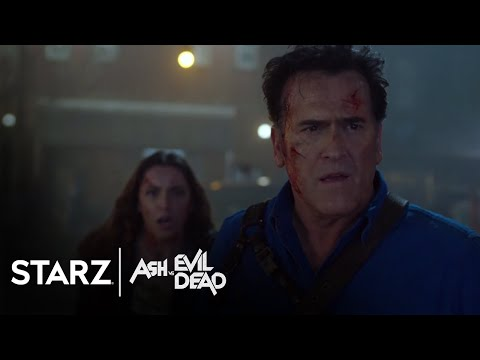 Ash vs Evil Dead | Season 3, Episode 9 Preview | STARZ