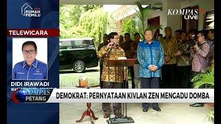 Video Demokrat: Pernyataan Kivlan ke SBY Tak Patut MP3, 3GP, MP4, WEBM, AVI, FLV Mei 2019