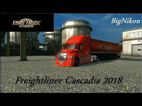 Freightliner Cascadia 2018 v4.4