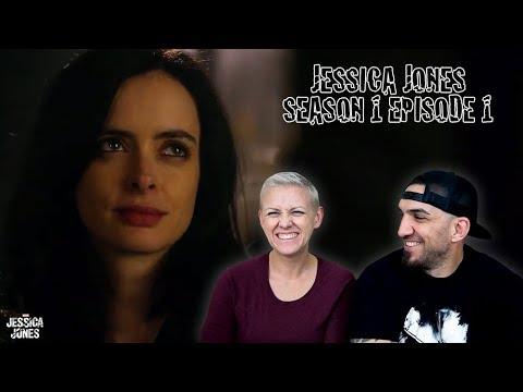 Marvel's Jessica Jones Season 1 Episode 1 (1x1) 'AKA Ladies Night' Reaction