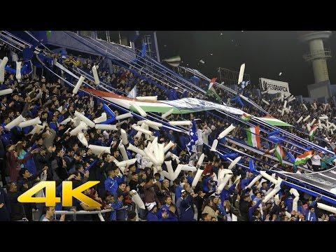 HINCHADA   Velez 1 Vs Belgrano 2   Torneo 2016/17   Fecha 23 - La Pandilla de Liniers - Vélez Sarsfield