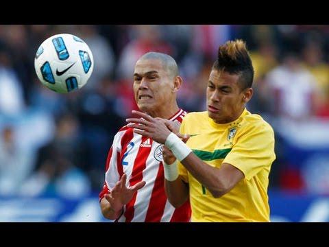 Brazil vs Paraguay 3-0 Goals and Highlight 29 03 2017