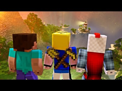 GRIEFER LEGENDS: Official TRAILER (Episode 1) - Minecraft Animation - FrediSaalAnimations