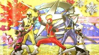 Power Ranger Ninja Steel  Rangers vs Spinferno - Capitulo 3