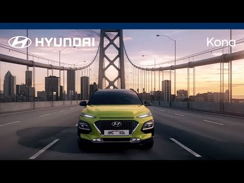 All-New Hyundai KONA - Product Information Film