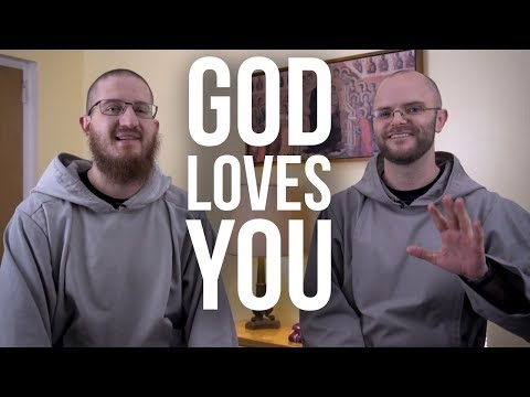 God the Father Loves Each of You (видео)