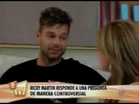 Ricky martin se declara bisexual
