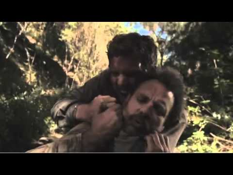 Michael Biehn choked out in The Victim