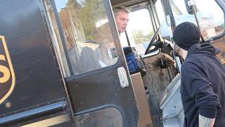 Duhop Vs Hiding UPS Delivery Driver