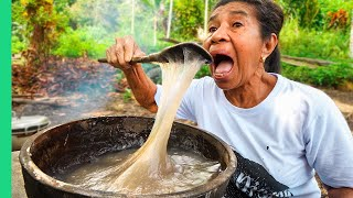 Video Papua's Bizarre Sticky Food Staple!!! STREET FOOD in Jayapura, West Papua!!! MP3, 3GP, MP4, WEBM, AVI, FLV Agustus 2019
