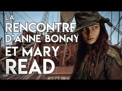 Les légendaires femmes pirates Anne Bonny et Mary Read - Fragments de temps #9