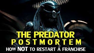 Video The Predator Postmortem - How NOT to revive a franchise MP3, 3GP, MP4, WEBM, AVI, FLV Desember 2018