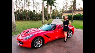 Nonton Sold  2016 Chevrolet Corvette Convertible Stingray  5k Miles  One Owner  Red Red Black Film Subtitle Indonesia Streaming Movie Download
