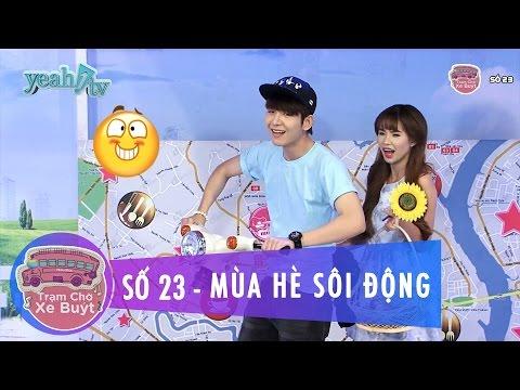 Trạm Chờ Xe Buýt 23 | Mùa Hè Sôi Động | Khởi My & Huy Khánh | MC Cut