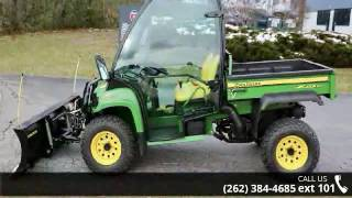 2. 2008 John Deere Gator XUV 4x4 620i  - Action Power Sports...