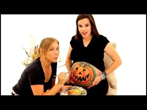 Halloween Baby Bump!!!