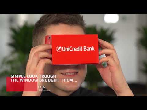 VR world of UniCredit Bank