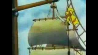 Tegnefilm - Felix & gåsen som lagde guldæg  -
