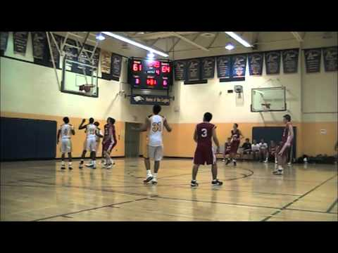 Ryan Bennett semester 2 high school highlights