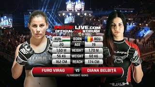 Video RXF 23: Furo Virag vs Diana Belbita MP3, 3GP, MP4, WEBM, AVI, FLV September 2019