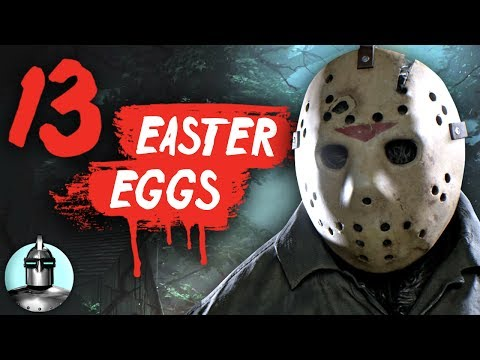 Video 13 Friday The 13th Game Easter Eggs & Secrets YOU May Have Missed - Easter Eggs #2 | The Leaderboard download in MP3, 3GP, MP4, WEBM, AVI, FLV January 2017
