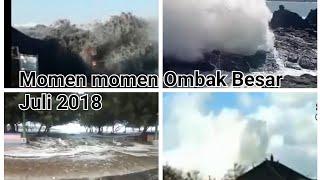 Video Momen Video Ombak Besar Bali & Jawa MP3, 3GP, MP4, WEBM, AVI, FLV Desember 2018