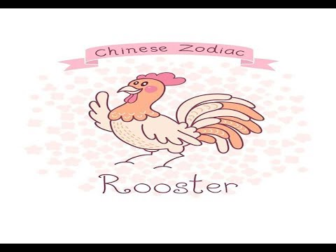 Rooster Chinese Horoscope 2018 Prediction