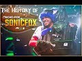The History Of Sonicfox