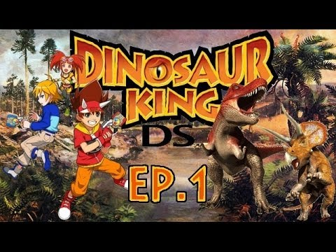dinosaur king nintendo ds download