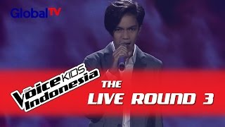 "Video Christo ""Set Fire To The Rain"" I The Live Rounds I The Voice Kids Indonesia GlobalTV 2016 MP3, 3GP, MP4, WEBM, AVI, FLV Oktober 2017"