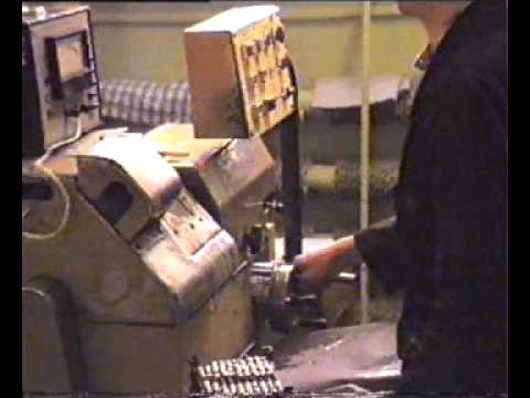ZWM UNITRA Lubartów cz.5 - produkcja głowic magnetofonowych