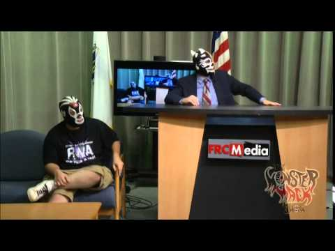 The Monster Mack Show S3 Ep1